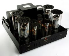 T2000 Integrated 60 WPC Amp Part Number: T2000 | Hammertone Audio.