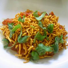 Sev Tameta nu Shak, Recipe, Indian Food recipe, Vegetarian recipe