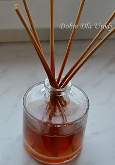 Dobre Dla Urody: DIY - zrób sobie dyfuzor zapachowy :)