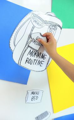 The Morning-Routine Printable Your Kid Will Love