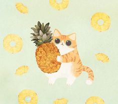 Cat Wallpaper, Kawaii Wallpaper, Gato Anime, Simple Cartoon, Kawaii Cat, Cute Cats And Kittens, Cat Drawing, Aesthetic Art, Crazy Cats