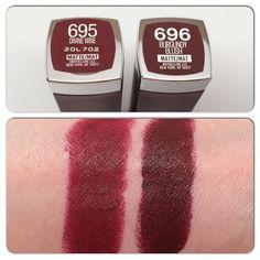 Color Sensational Creamy Mattes Lipstick - Lip Makeup - Maybelline