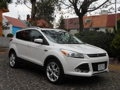 ford escape | Ford Escape Titanium 2014: Nada igual en camionetas en Ford