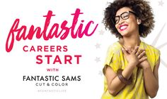 Start Something Fantastic Today! Now hiring Stylists https://www.fantasticsams.com/salon-careers