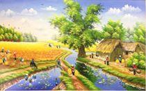Phong Cảnh Đồng Quê 72