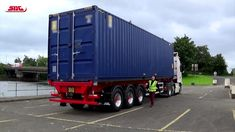 SDC Trailers new Tipping Skeletal Trailer Box Van, Sale Promotion, Truck Parts, Trailers, Online Marketing, Online Business, Hang Tags