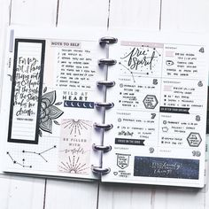 """For my part, I know nothing with any certainty but the sight of the stars makes me dream"" — Vincent Van Gogh. When the quote doesn't fit… Planner Tips, Project Planner, Planner Layout, Life Planner, Create 365 Happy Planner, Sticker Storage, Planner Dashboard, Planner Organization, Organizing"