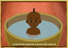 The Kirikou series is a refreshing tale of a Brave young African boy and his adventures
