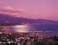 Santa Barbara, California.