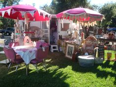 love Tricias booth! sept 2011