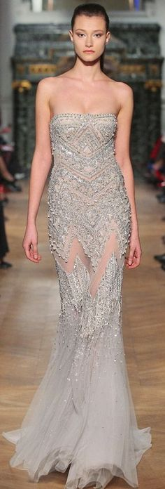 Tony Ward spring 2014 couture collection