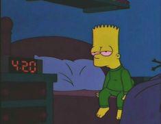 bart from the simpsons sad Cartoon Memes, Cartoon Pics, Funny Memes, Cartoons, Simpson Wallpaper Iphone, Cartoon Wallpaper, The Simpsons, Simpsons Quotes, Sapo Meme