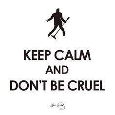 Elvis keep calm