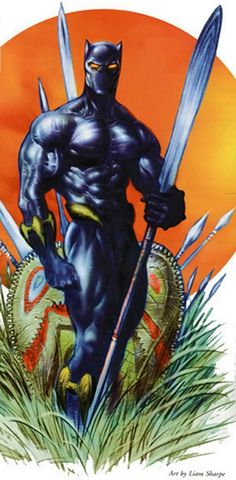 Black Panther - Marvel Comics - T'Challa - Avengers - C. Priest