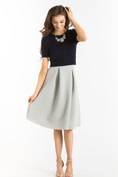 Cute Skirts, Fashion Skirts, Casual Skirts for Women – Morning Lavender