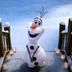 Disney releasing new Frozen short series At Home With Olaf Disney Olaf, Disney Food, Frozen Wallpaper, Disney Phone Wallpaper, Disney Frozen Olaf, Disney Films, Disney Pixar, Disney Characters, Frozen Short