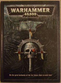 Warhammer 40,000 Core Rule Book 2004