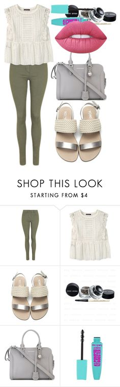 """Sin título #9"" by sarai-almaguer on Polyvore featuring moda, George, Violeta by Mango, Alexander McQueen y Lime Crime"