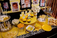Bumble Bee Birthday Party!