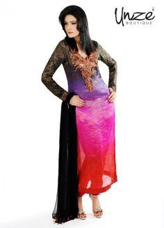 Unze boutique Winter Collection 2013 For Women   Latest Fashion Trends