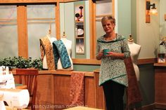How to sew knits/sewing patterns/Sewing With Nancy Zieman | Nancy Zieman Blog