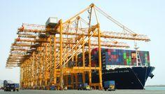 Liebherr - Container Cranes