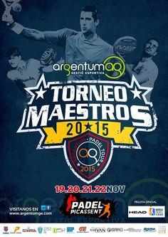 Circuito Argentum Padel Tour TORNEO DE MAESTROS