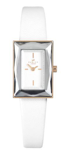 White Radley watch