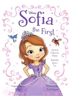 Put Me In The Story: Sofia the First Personalized Book