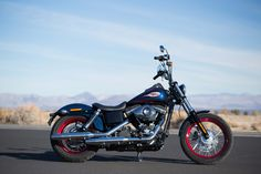 NEW HARLEY-DAVIDSON®STREET BOB® SPECIAL EDITION Street Bob® - now joined by a Special Edition that packs even more power and style