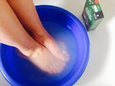Körper entsäuern mit Kaiser Natron Fußbad   Frag Mutti