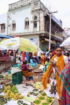 Food Market,Madurai,Tamilnadu,India