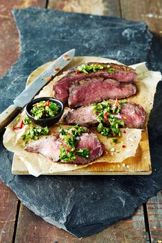 Flank steak | K-Ruoka  #liha