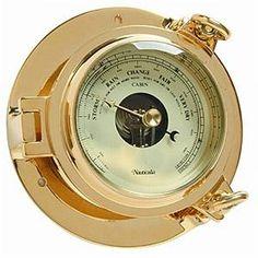 Cabin Barometer…