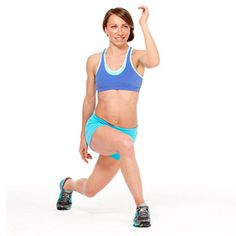 Get lean and strong with this 15-minute tush-to-toe makeover.