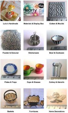 Página web con tutorías de miniaturas - Nice website of mini tutorials