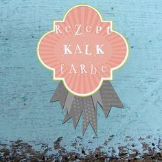 DIY Kalk Farbe Chalk Farbe selbst herstellen, selbermachen, Rezept