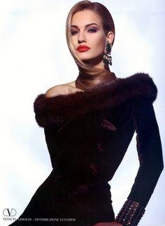 Karen for Valentino, 1991
