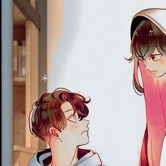 Manga Bl, Jungle Juice, Matching Icons, Webtoon, Kawaii Anime, Manhwa, Tokyo, Park, Couples