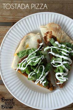 Tostada Pizza | Brea