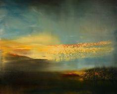"""Saatchi Art Artist Maurice Sapiro; Painting, """"Mirage"""" #art"""