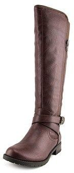G by Guess Women's Halsey Knee-high Riding Boots.