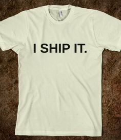 This shirt needs to be part of my life