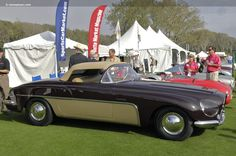 1952 Cisitalia 808XF Concept