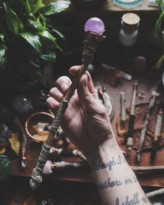 The seeker wand of enchantment is still available to be welcomed... | TheDeepForest.org