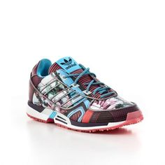MARY KATRANTZOU x ADIDAS Originals EQUIPMENT RACER Multi-Color Sneaker 8.5  NEW