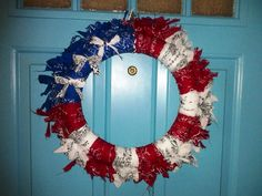 Silver Trumpets: Quick Craft for Patriotic Holidays - took 2 hrs and only cost nine dollars to make :)