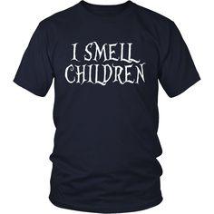 I Smell Children Funny Halloween T-Shirt – teefim