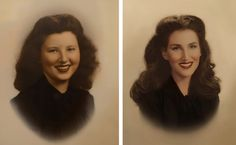 An artist replicated photos of 7 generations of women in her family, and it's stunning - Page 2 of 2