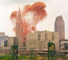 1,429,643 Balloons, Ohio, Sep.27, 1986